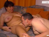 AmateurEuro – Chubby German Wife Fucked By Her Boss While Home Alone