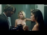 Ana de Armas, Lorenza Izzo – Seducing a older man, Lesbian. Teen girl with